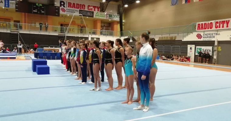 APPARATUS FINALISTS  – JUNIORS